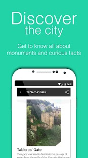 GEApp Tourism guide- screenshot thumbnail
