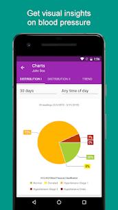 BP Journal – Blood Pressure Diary 3