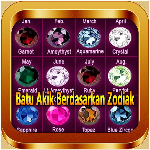 Batu Akik Berdasarkan Zodiak