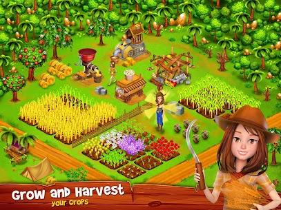 Paradise Hay Farm Island MOD (Unlimited Money) 6