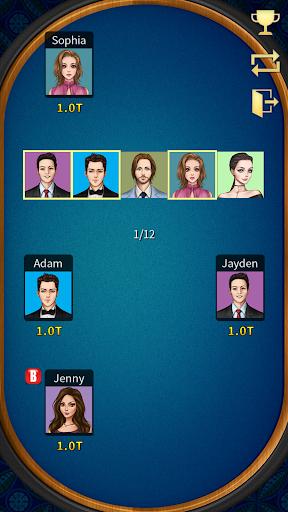 Pusoy - KK Chinese Poker Offline not Online 1.95 screenshots {n} 5