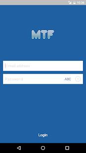 MTF File Cloud - náhled