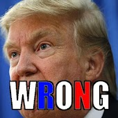 Instant WRONG - Donald Trump