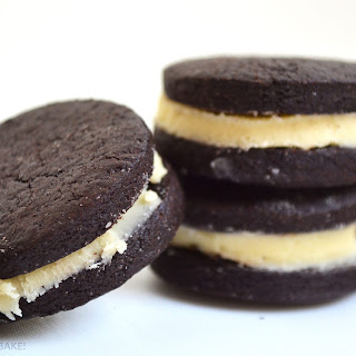 BuzzFeed Tasty Homemade Oreos.