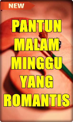 PANTUN MALAM MINGGU YANG ROMANTIS APK