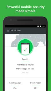Security & Antivirus   Lookout- screenshot thumbnail