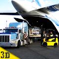 Transporter Truck Cargo Plane