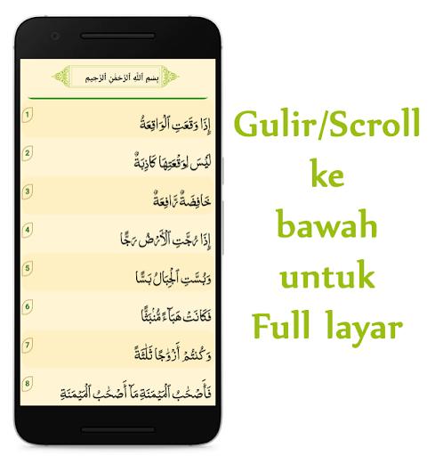 Surah Al Waqiah 70 Apk By Guruandroid Details