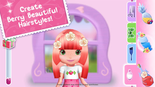 Strawberry Shortcake Holiday Hair 1.6 Screenshots 2
