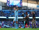 City marque sept buts en une mi-temps