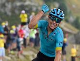 Miguel Angel Lopez heeft even gedacht aan stoppen met wielrennen