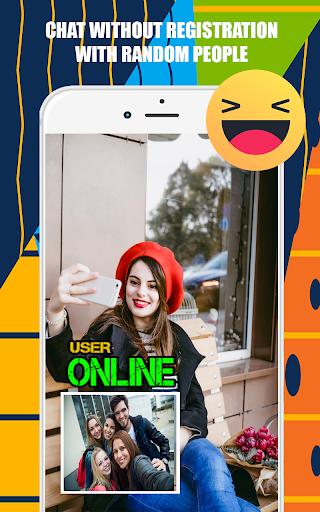 Video Chat - Live Chat Text Cam Calls 1.0 screenshots 4