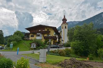 Photo: To jeszcze nie Tyrol, ale już czuć ten klimat.