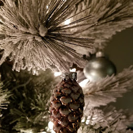 Muted Christmas Colors by Kathy Suttles - Public Holidays Christmas