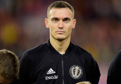 Thomas Vermaelen va pouvoir reprendre avec son club