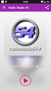 Radio Studio 54- miniatura screenshot