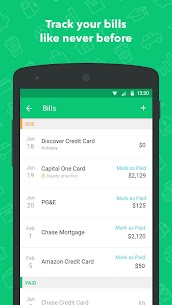 Mint: Budget, Bills, & Finance Tracker App Latest Version Download For Android and iPhone 4