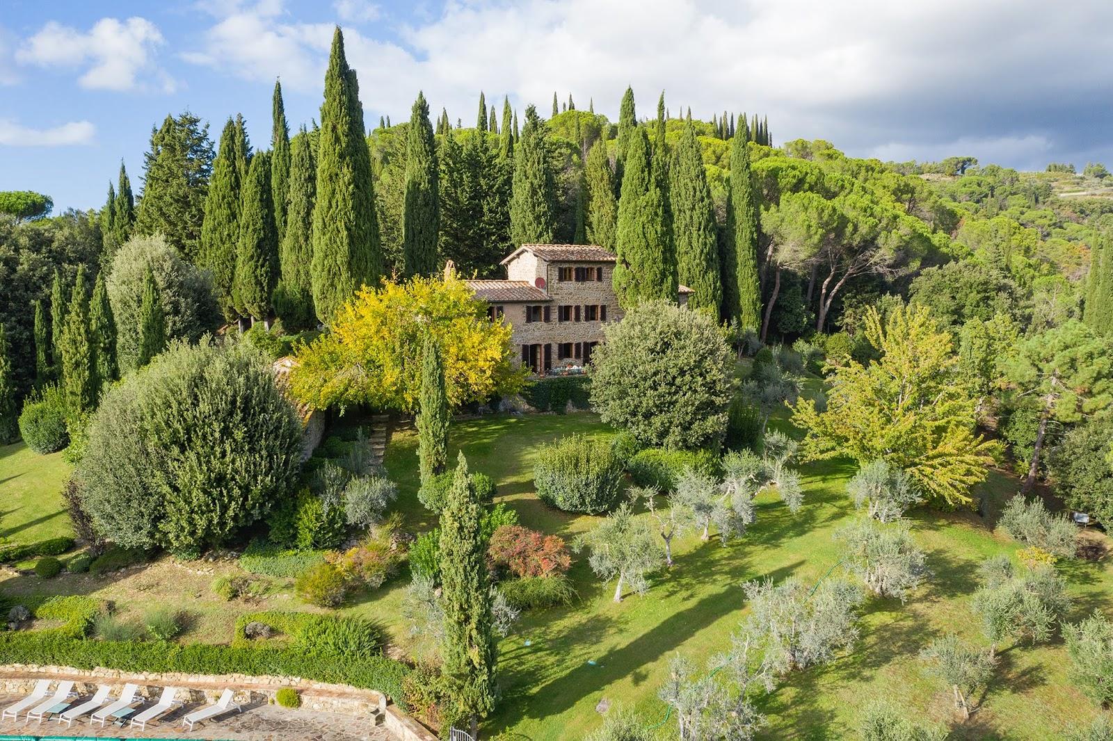 Villa Vittoria_Greve in Chianti_1