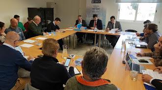 Reunión de la Junta general del Consorcio.
