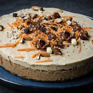 Carrot Cake (RAW).