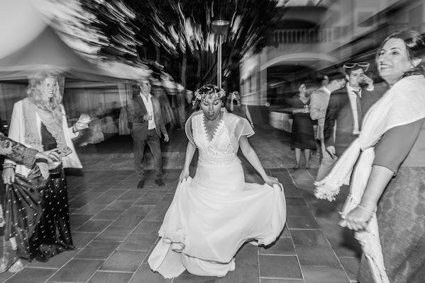 Fotógrafo de bodas David Gonzálvez (davidgonzalvez). Foto del 18.11.2017