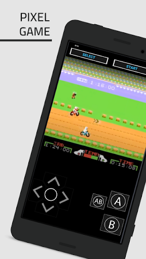 Skeleton Bike : Race 64 classic old 1984 1.0.2 screenshots 9