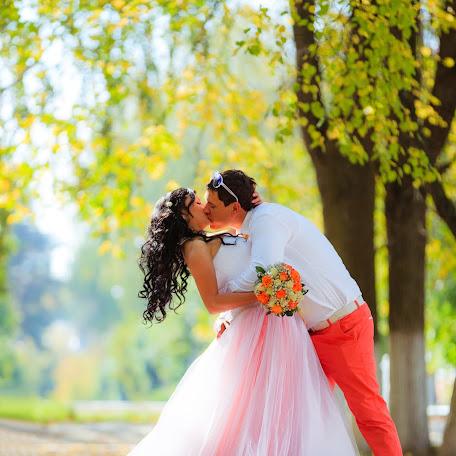 Wedding photographer Nata German (Tsarevna). Photo of 24.11.2014