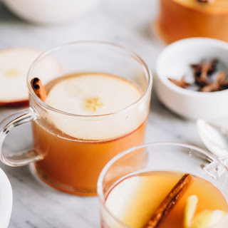Apple Cider Hot Toddy.