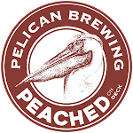 Pelican Peached on Deck