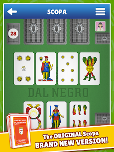 Scopa Dal Negro App Latest Version Download For Android and iPhone 6