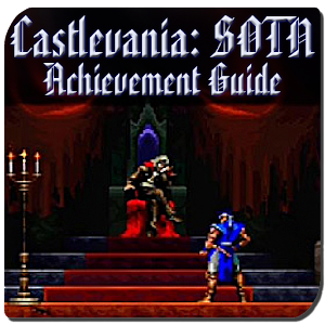Guide for Castlevania: SOTN Achievements
