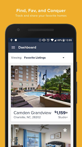 HotPads Apartments & Home Rentals screenshot