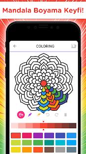 Mandala Boyama Kitabı Boyama Oyunu Hileli Apk Indir 107