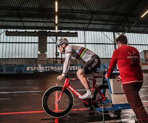 Een WK-medaille voor België! Paracyclist Ewoud Vromant rijdt naar podium en keert terug met eremetaal