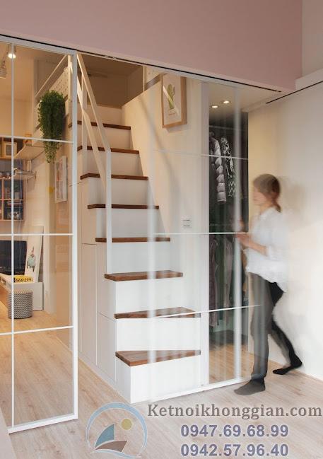 thiết kế chung cư sang trọng