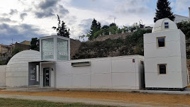 Observatorio-planetario de Serón.