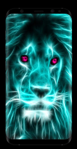 Neon Animal Wallpapers 1.0 screenshots 2
