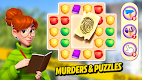 screenshot of Small Town Murders: Match 3 Crime Mystery Stories