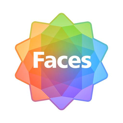Faces無料通話とチャット 通訊 App LOGO-硬是要APP
