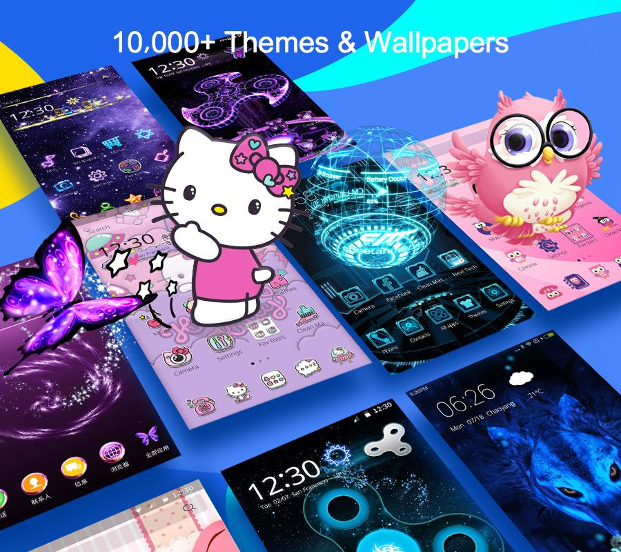 Wallpaper Apps Free: Theme,wallpaper,Secure,Efficient