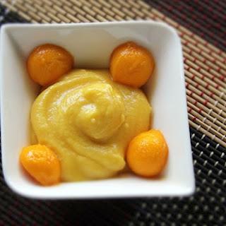 Aamrakhand (Mango-Flavored Yogurt)