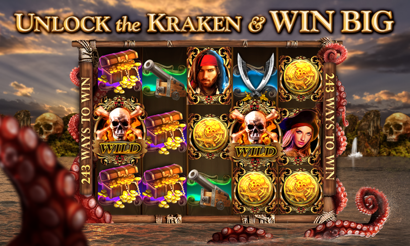 free slots games pirates