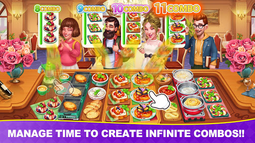 Cooking Frenzy: Madness Crazy Chef Cooking Games android2mod screenshots 5