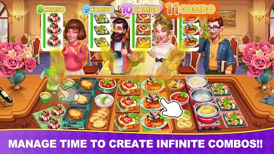 Cooking Frenzy: Madness Crazy Chef Cooking Games Mod Apk Download For and Iphone 5