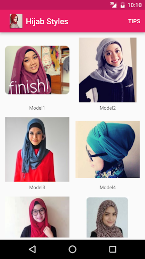 Hijab Fashion 2018 1.1 screenshots 1