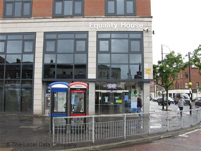 Halifax Plc On Shaftesbury Square Banks Other Financial