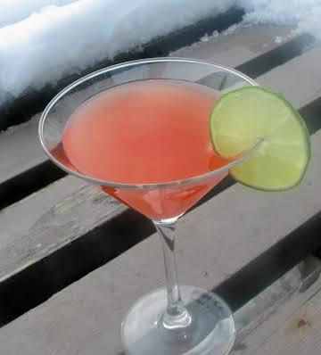 Serrano Cocktail