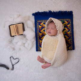 iam muslim by Dedi Triyanto  - Babies & Children Babies