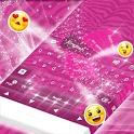 Pink Zebra For GO Keyboard icon