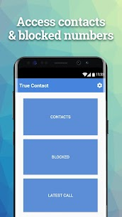 True Contact – Real Caller ID App Download For Android 1